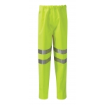 Gore Tex 3 Layer Yellow Over Trousers