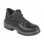 Safety Chukka Boot with steel Midsole