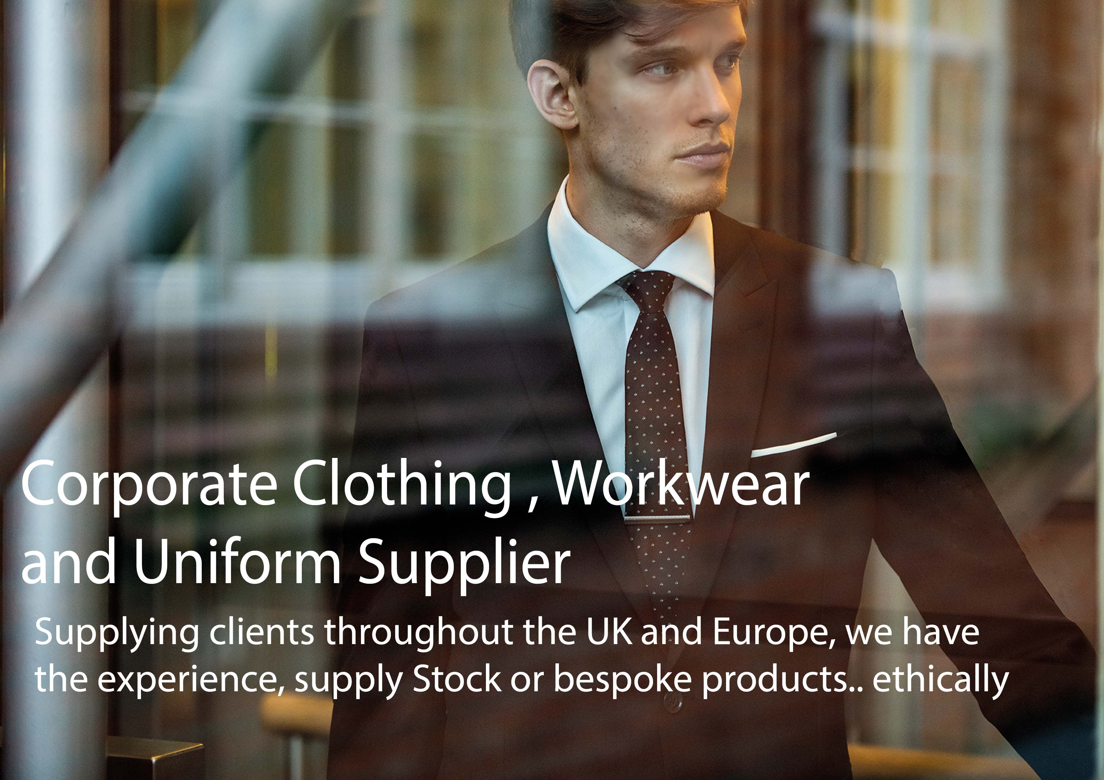 Choosing a Corporate clothing supplier