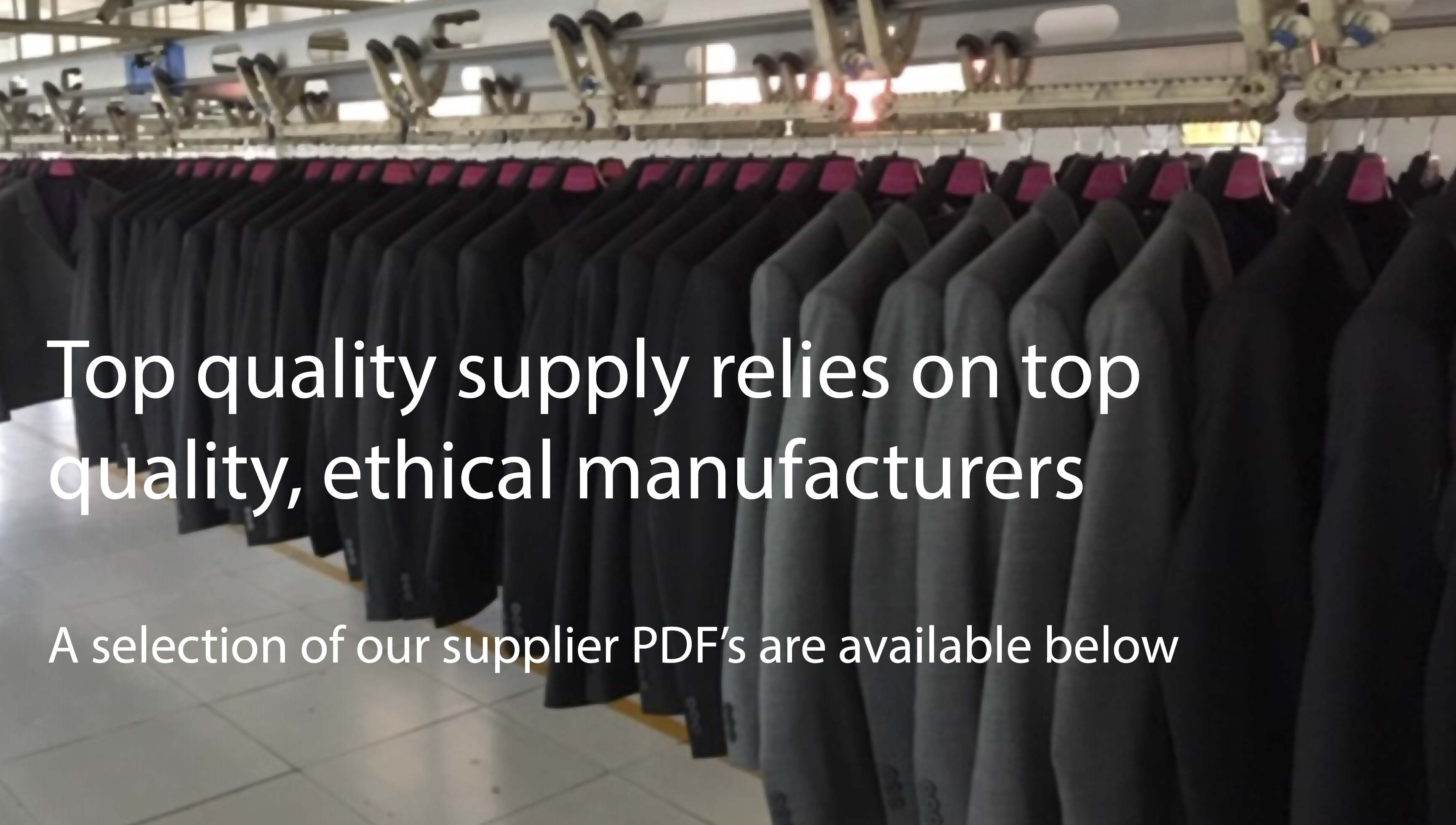 reuniform Corporate wear and uniform manufacturers UK
